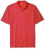 Amazon Essentials – Polo de golf de corte recto y secado rápido para hombre, Rojo (Red), US XS (EU XS)