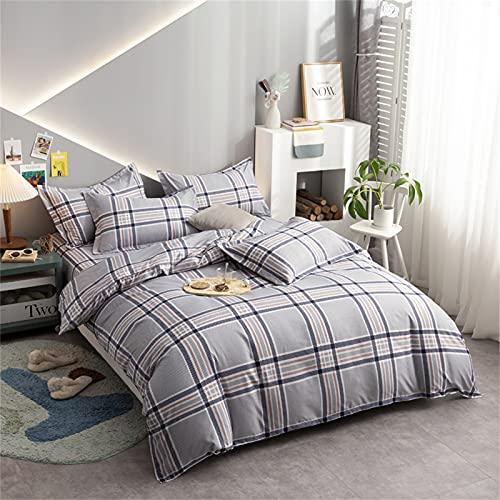 Ropa De Cama Textiles para El Hogar Funda Nórdica con Estampado De Moda Cómoda Suave Y Duradera Adecuada para Todas Las Estaciones 150x200cm