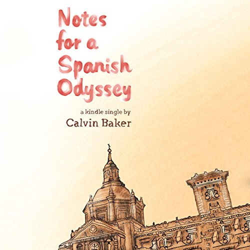 Notes for a Spanish Odyssey audiobook cover art