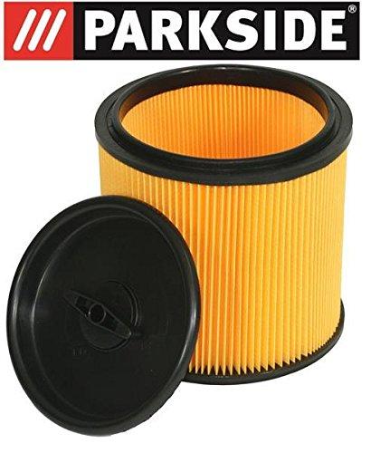 Parkside vouwfilter filter LIDL natte en droge stofzuiger PNTS 1250, 1300, 1400, 1500 A1, B1, B2, B3, C1, C3, D1, E2, alle modellen
