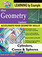 Cylinders Cones & Spheres: Geometry Tutor [DVD] [Import]