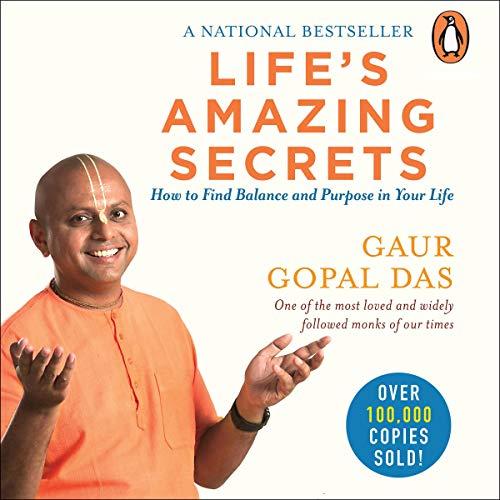 Life's Amazing Secrets book cover