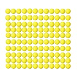 RegeMoudal Round Refill Pack for Nerf Rival Apollo,Zeus,Khaos,Prometheus,Atlas,Kronos,Artemis,Hypnos (Yellow)