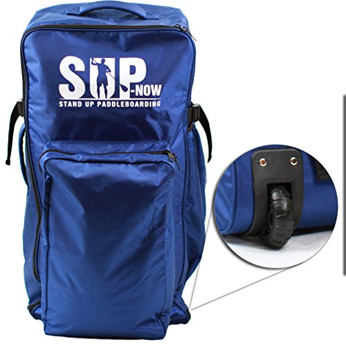 SUP-Now Inflatable Paddleboard Backpack (Blue)