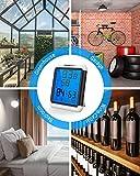 ThermoPro TP65 Termómetro Higrómetro Digital para Interior y Exterior Medidor...
