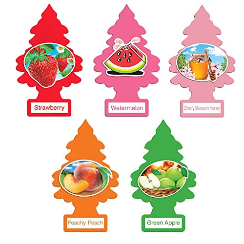 Sale!! Little Trees Variety Pack (5 Count) Fruity Edition