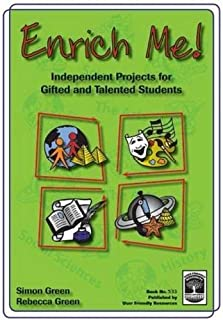 Enrich Me!: Independent Projects for Gifted and Talented Students by Simon Green (2007-12-06)