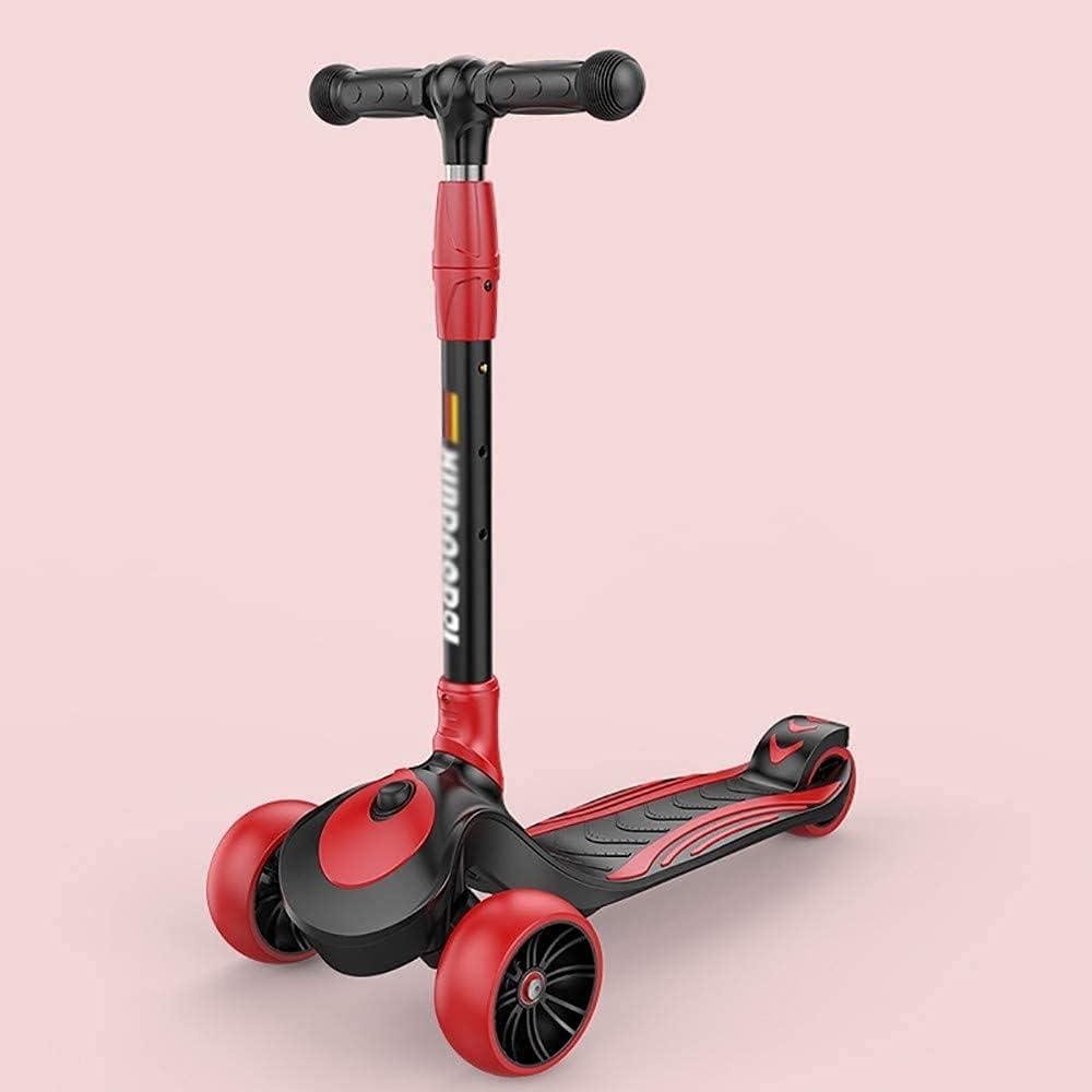 DUWEN Scooter for Kids Folding 3 wit Micro Sales Challenge the lowest price of Japan Kickboard Glide Wheel