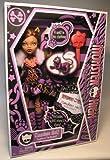 Monster High N2851 - Muñeca Clawdeen Wolf con Diario monstruoso (Mattel)