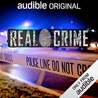Real Crime audiobook cover art