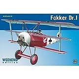 Unbekannt Eduard Plastic Kits 7438 - Modellbausatz Fokker Dr.I Weekend