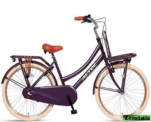Hoptec Altec Dutch 3 Gang Mädchenrad Violet 26 Zoll
