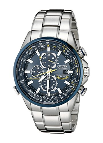 Citizen AT8020-54L Blue Angels Stainless Steel Eco-Drive Watch $284.78 (lowest Amazon)