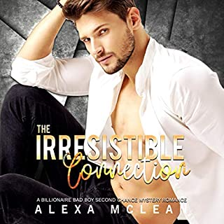 The Irresistible Connection audiobook cover art