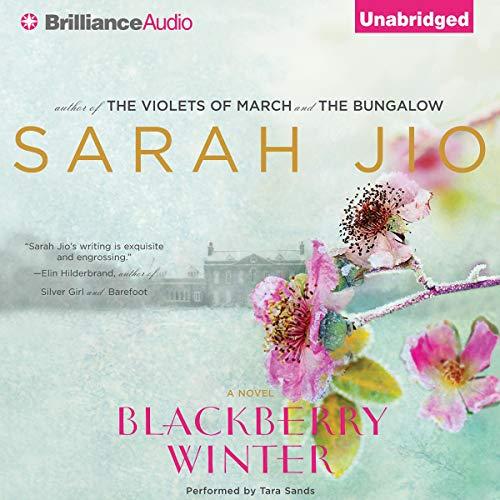 Blackberry Winter audiobook cover art