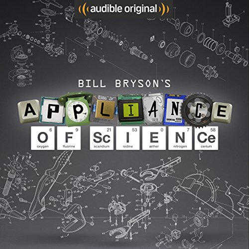 Bill Bryson's Appliance of Science cover art