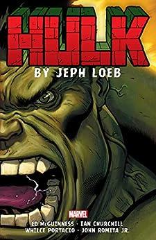 Hulk by Jeph Loeb: The Complete Collection Vol. 2: The Complete Collection Volume 2 (Hulk (2008-2013)) by [Jeph Loeb, Ed McGuinness, Ian Churchill, Whilce Portacio, John Romita]