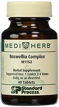 Standard Process Mediherb- Boswellia Complex 40 Tablets