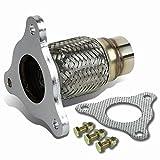 DNA Motoring FXP-CCOB05 Flex Pipe Connector [For 99-10...