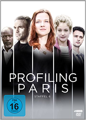 Profiling Paris - Staffel 6 (3 DVDs)