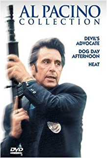 Al Pacino Collection (The Devil's Advocate / Dog Day Afternoon / Heat)