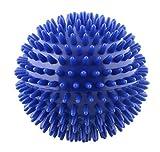 CanDo 30-1998 Massage Ball, 10 cm, Blue