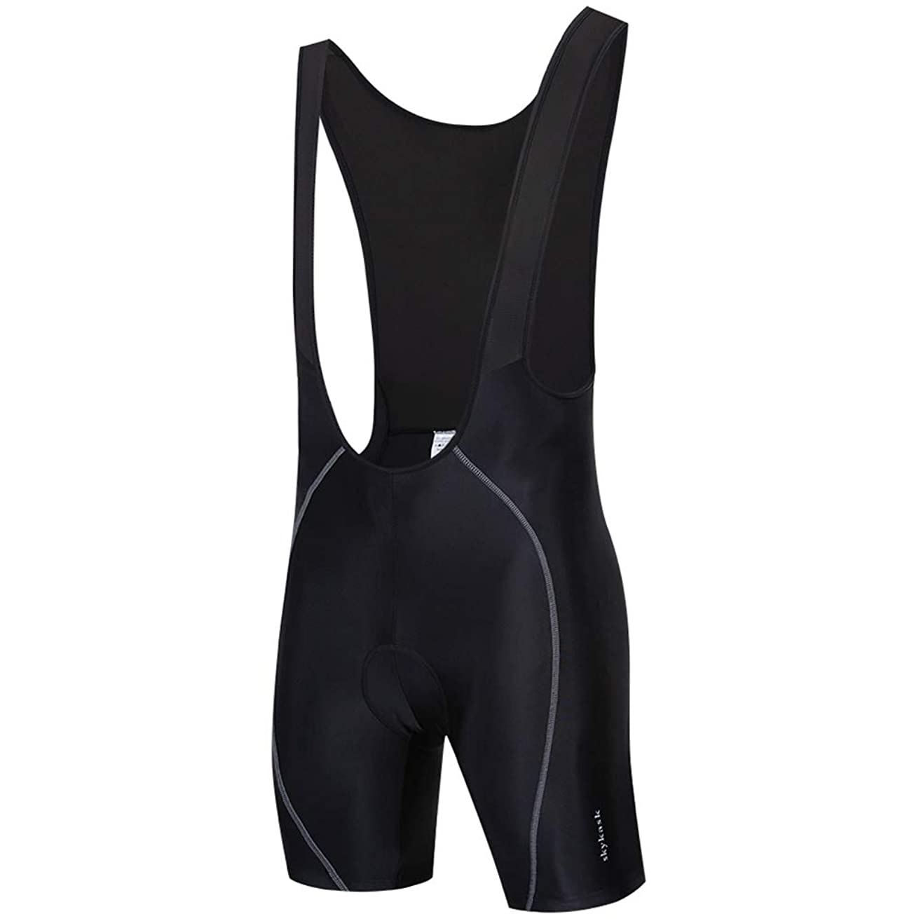 Ftiier Men's Cycling Bib Shorts with 5D Padded Bike Bicycle Compression Bike Tights Breathable Half Pants