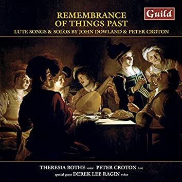 Lute Songs & Solos by John Dowland & Peter Croton