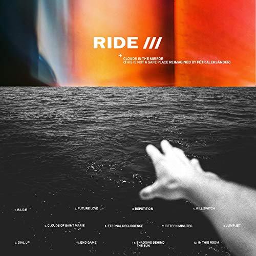 Album Art for Clouds In The Mirror This Is Not A Safe Place reimagined by Pêtr Aleksänder by Ride