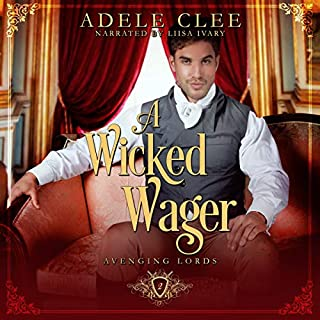 A Wicked Wager cover art