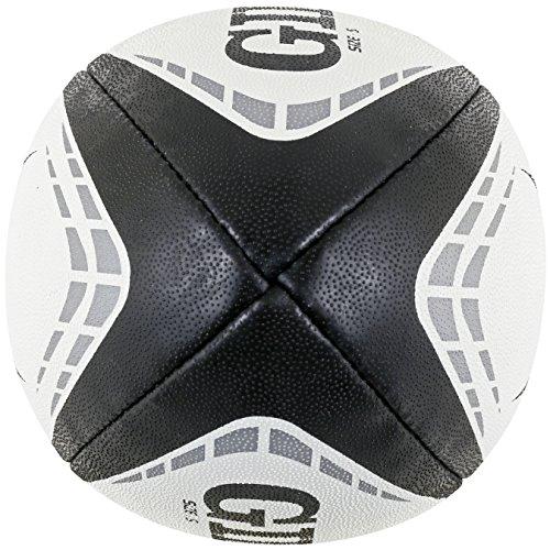 Gilbert Unisex's G-TR4000 Trainer Ball, Black, Size 5
