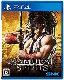 【新品 SAMURAI SPIRITS サムライスピリッツ PS4 通常版