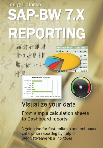 SAP BW 7.x Reporting - Visualize your data: Netweaver BW 7.x Reporting, visualize your data and create performance Dashboards and Analysis