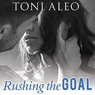 Rushing the Goal audiobook cover art