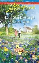 Lone Star Blessings (Rosewood, Texas Series #1) (Love Inspired #531) by Bonnie K. Winn (2009-12-01)