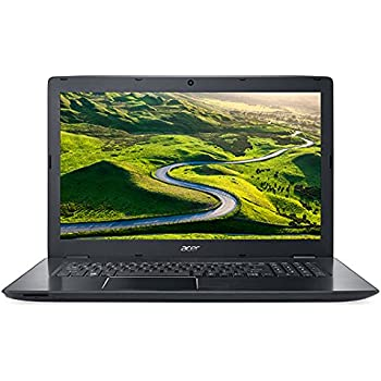 "Acer 17.3"" Aspire Intel Core i5 7th Gen 7200U 2.50GHz NVIDIA GeForce GTX 950M 8GB DDR4 Memory 256GB SSD 1TB HDD Windows 10 Gaming Laptop Model E5-774G-56SX"