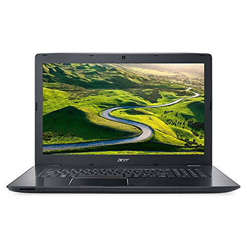 "Acer 17.3"" Aspire Intel Core i5 7th Gen 7200U 2.50GHz NVIDIA GeForce GTX 950M 8GB DDR4 Memory 256GB SSD 1TB HDD Windows 10 Gaming Laptop Model E5-774G-56SX"