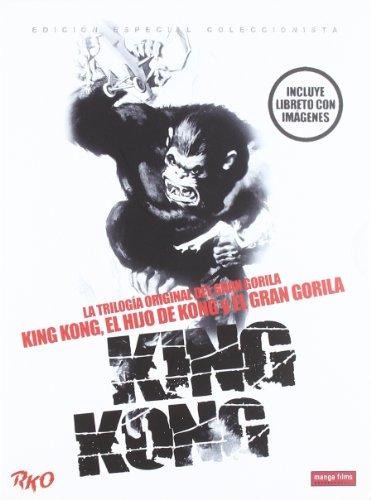 King Kong / El Hijo De Kong / El Gran Gorila [DVD]