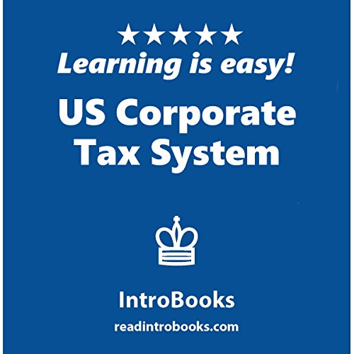 US Corporate Tax System audiobook cover art