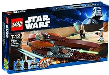 LEGO Star Wars Geonosian Starfighter 7959  155 pcs
