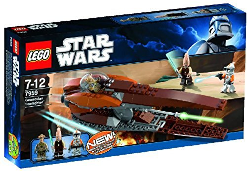 Lego Star Wars 7959 - Geonosian Starfighter