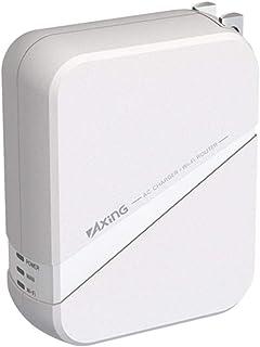 多摩電子 AC充電器+Wi-Fiルーター SSK15