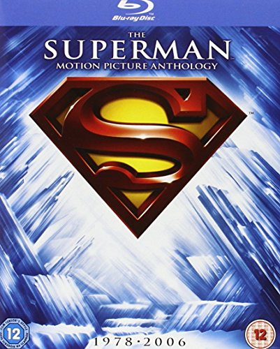 Superman Motion Picture Anthology 1978-2006 (8 Dvd) [Edizione: Regno Unito] [Reino Unido]