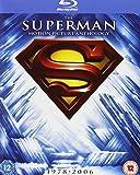 スーパーマン アンソロジー(8枚組)コレクション ブルーレイBOX (日本語字幕/一部吹替あり) [Blu-ray] [Import]
