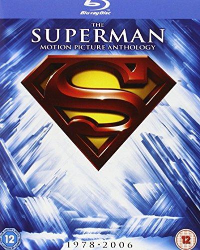 Superman Motion Picture Anthology 1978-2006 (8 Dvd) [Edizione: Regno Unito] [Reino Unido]