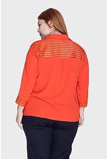 Camisa Grécia Tule Plus Size