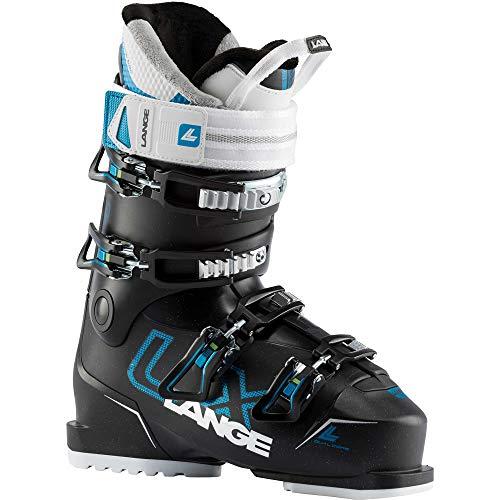 Lange LX 70W dames skischoenen, zwart/wit, 260
