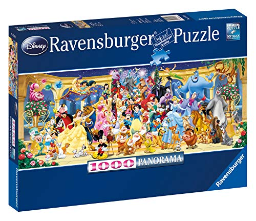 Ravensburger Disney Panoramic 1000 Piece Jigsaw Puzzle for Adults & for Kids Age 12 and Up