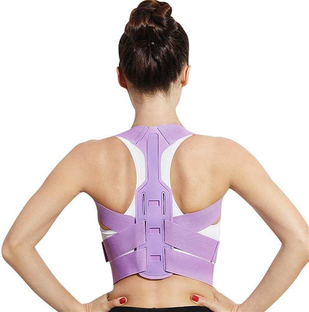 Philadelphia Mall YCRCTC Brace Support Belt Adjustable Corrector Back Ultra-Cheap Deals Clav Posture