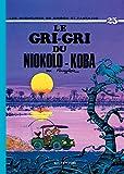 Spirou et Fantasio - Tome 25 - LE GRI-GRI DU NIOKOLO-KOBA (French Edition)